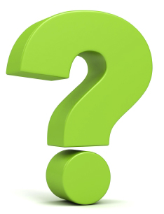Frequently Asked Questions - Student LettingQuestion Mark Person Green